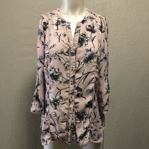 Daniel Rainn Blouse Small